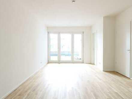 Exklusive 3-Zimmer-Wohnung mit Balkon und Einbauküche in Frankfurt am Main