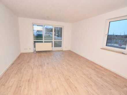 Zentrumsnahe 2-Raum-Wohnung mit Balkon und Option auf EBK!