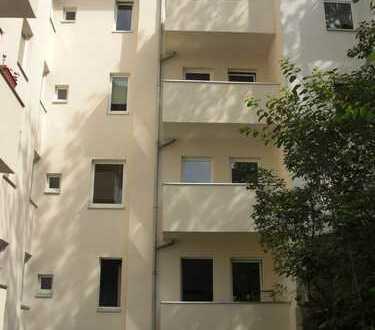 Schicke 3-Raum Wohnung mit Balkon und EBK im Schlossviertel