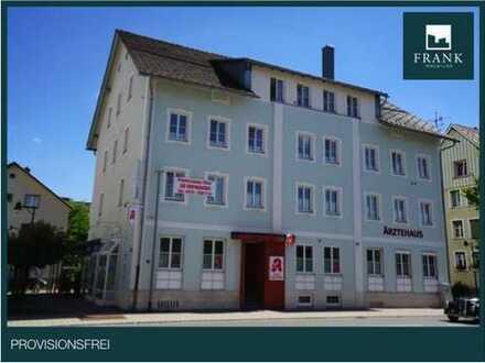 Schöne Büro- und Praxisflächen in zentraler Lage im Ärztehaus in Lindenberg - 125 qm