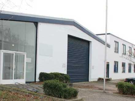 S-GIV: Attraktives Gewerbeobjekt mit großer Hoffläche