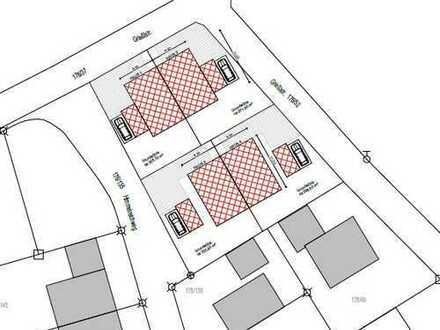 Baugrundstück für 1 DHH, realgeteilt, in ruhiger Lage Hebertshausen- Ampermoching/ Nähe Dachau- H2