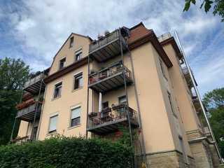 4-Raum-Wohnung mit 2 Balkonen in DD-Plauen von privat zu vermieten