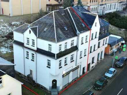 Schönes Mehrfamilienhaus als Anlageobjekt oder zur Selbstnutzung in Schönheide