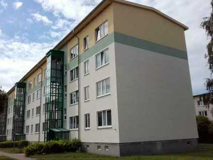 4 Raum-Wohnung saniert mit Fahrstuhl im Luftkurort Krakow am See