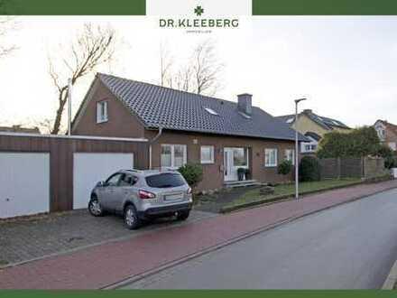 PROVISIONSFREI für Käufer – Modernisiertes Ein-/Zweifamilienhaus mit Außenpool in Reckenfeld