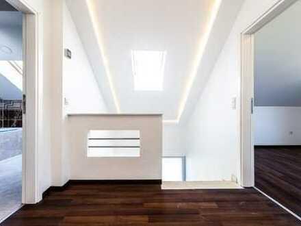 Dachterrasse, große Küche und 5 Zimmer im Maisonettestil in Bad Bellingen