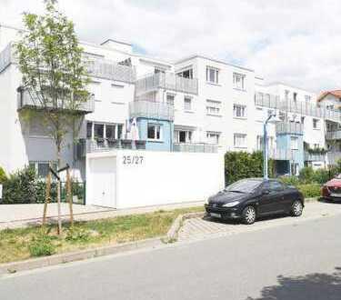 Moderne, gut geschnittene 3 Zimmer Wohnung im Neubaugebiet von Langenzenn