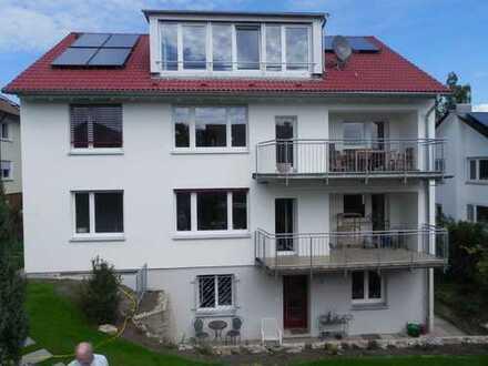 Ruhige und sonnige 3,5-Zimmer-Wohnung in bevorzugter Halbhöhenlage (keine WG)