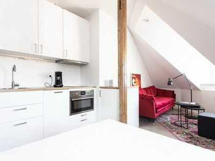 Möbliertes Apartment in zentrumsnaher Lage zu vermieten