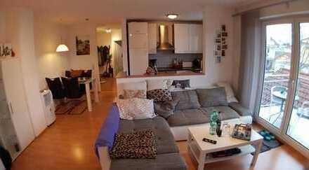 Gepflegte 2-Zimmer-Wohnung in Bad Rappenau-Fürfeld. Provisionsfrei!