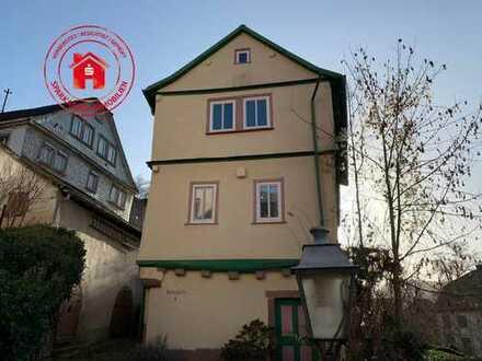 Denkmalgeschütztes Einfamilienwohnhaus