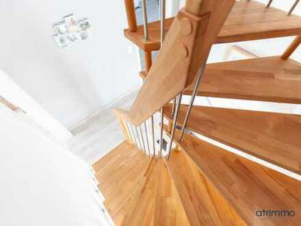Maisonette im DHH. Modernes Design! Ca.102 qm, ausgebauter Spitzboden und Balkon. Köln Widdersdorf