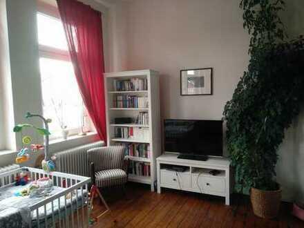 Zentral gelegene 4-Zimmer-Wohnung im Altbau
