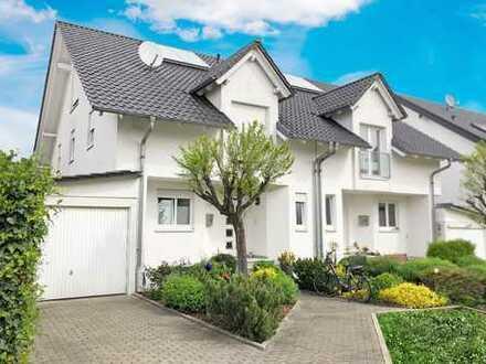 Gepflegte, komfortable Doppelhaushälfte, ruhig und günstig gelegen im Rhein-Neckar-Kreis