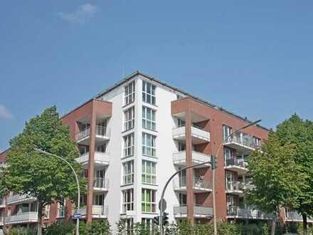 Neuwertige 4 Zimmer Wohnung mit Balkon in Eilbek