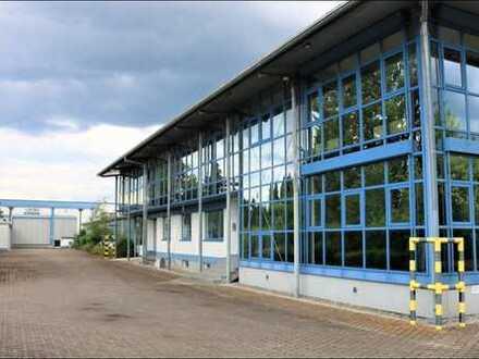 Bahlingen am Kaiserstuhl: gepflegte Produktions-/ und Lagerfläche mit ca. 1.480 m²