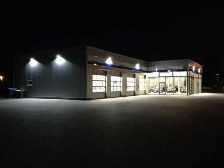 Autohaus /Werkstatt/sehr gute Lage