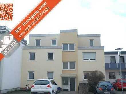 Gepflegte Dachgeschosswohnung mit großer Terrasse in Dossenheim!