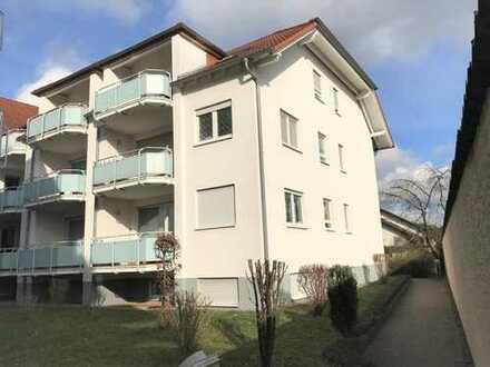 Sehr schön geschnittene 3 bis 4 Zimmer-Maisonettewohnung in Rothenbergen