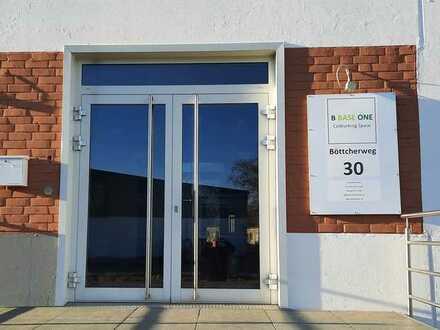 kleines Büro im Business- und Gründer Zentrum Barmstedt