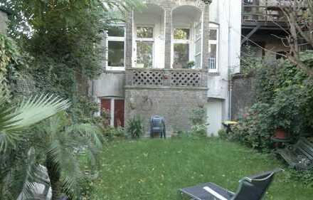 Top Single 1,5-Zi-Wohnung mit Terrasse / Garten, EBK, modernisiert, in Altstadt & Neustadt-Süd, Köln