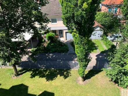 Attraktive 3-Raum-Wohnung mit EBK und Balkon in Memmingerberg