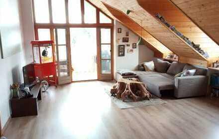 Schöne, geräumige zwei Zimmer Wohnung in Weilheim-Schongau (Kreis), Schongau