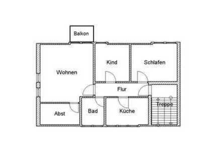 Das könnte Ihre neue Dachgeschosswohnung sein!