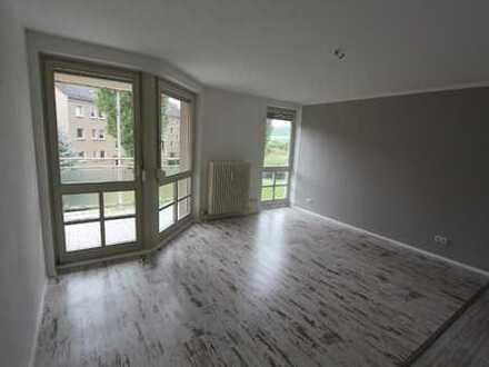 Kleine, gemütliche Wohnung mit Balkon