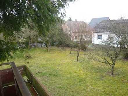 Große 3-Zi. Wohnung mit Garten