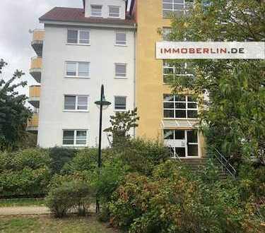 IMMOBERLIN: Vermietete Wohnung mit Südbalkon