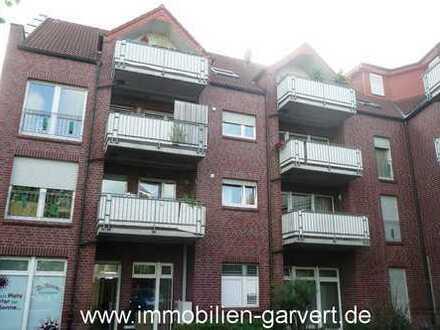Vermietung - Helle 3-Zimmer-Wohnung im 1. Obergeschoss mit Aufzug in zentraler Lage von Borken