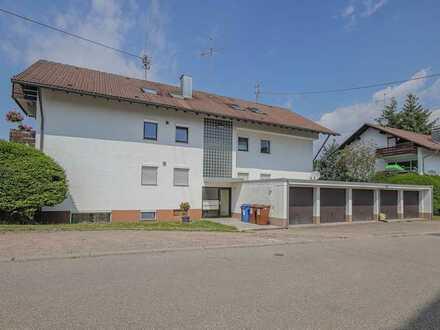 2,5-Zimmer Dachwohnung in Birkendorf