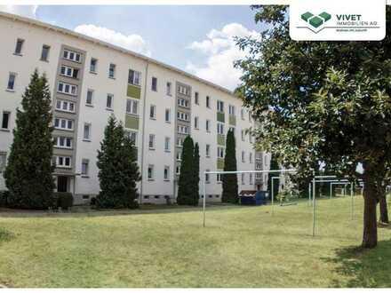 3-Zimmer-Wohnung in Raßnitz mit Balkon