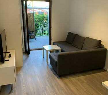 Schöne Ein-Zimmer-Wohnung in Köln-Ehrenfeld