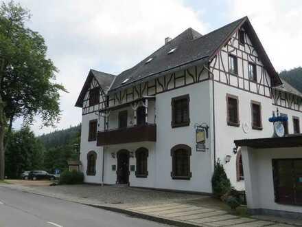 Herrlich gelegene Gaststätte/Pension am Auersberg