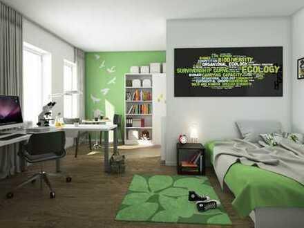 Ungewöhnlich! Wohnlich! Ab 01.12.19 -Top möbliertes 1-Zimmer Apartment für Studenten in Uninähe- H2F