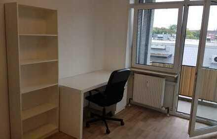 Helle 1-Zimmer-Wohnung mit Einbauküche und Duschbad in Regensburg