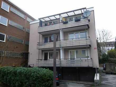 Vermietetes 1 Zimmer-Apartment mit Balkon in Altenessen-Süd