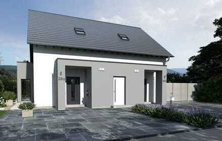OKAL Doppelhaus 2Raum3 & 2 Grundstücke in MZ Weisenau