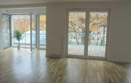 Traumwohnung in Traumlage! Top schicke 3-ZW-NBEB -im 2.OG- mit 7 m² BLK- HU-Lehrhöfer Park!