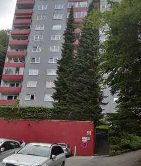 Gepflegte 2-Zimmer-Wohnung mit Balkon und Einbauküche in Bad Herrenalb