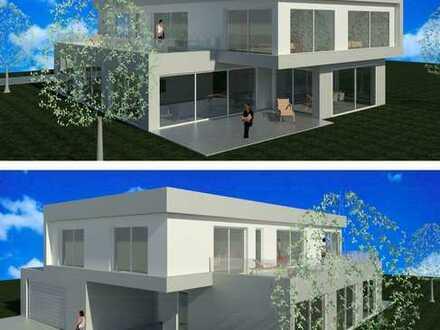 Modernes Wohnen mit traumhaften Blick