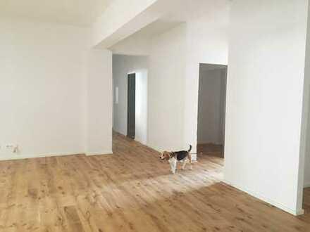 frisch sanierte Erdgeschosswohnung