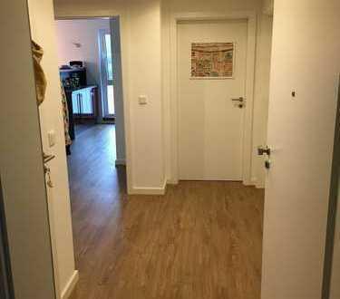 Neubau, barrierefreie 3-Zimmer Wohnung mit Balkon und Einbauküche in Kleve