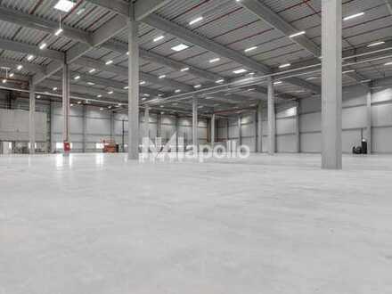 Top Standort   Erstbezug   Vielseitig nutzbare Lager-/Produktionsflächen   Keine Provision