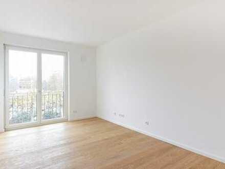Zentrale Lage: Schicke 2-Zimmer-Wohnung mit Einbauküche