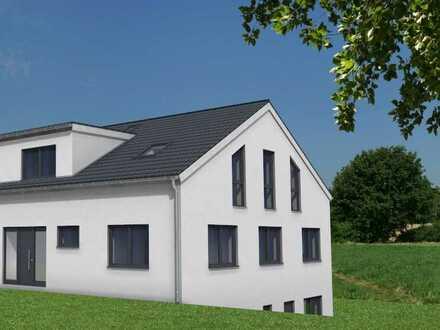 Erstbezug: freundliche 6-Zimmer-Doppelhaushälfte mit Einbauküche in Holzlar, Bonn