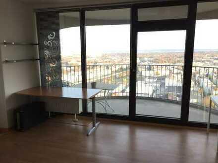Schöne, geräumige ein Zimmer Wohnung in Augsburg, Antonsviertel